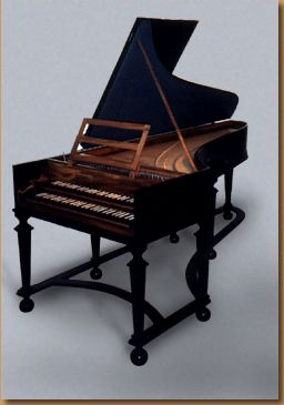 Picture of Mietke harpsichord