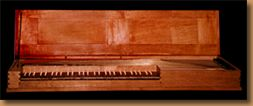 Picture of Schiedmayer Clavichord