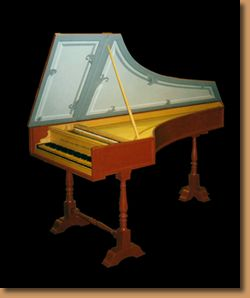 Picture of Giusti Harpsichord